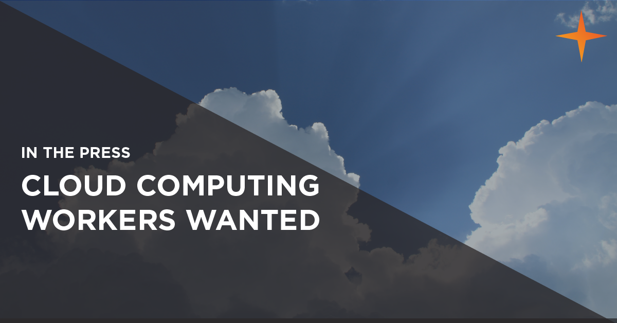 cloud computing workers wanted