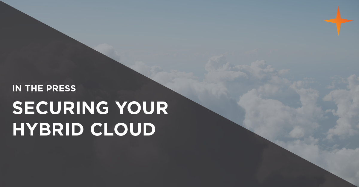 securing your hybrid cloud
