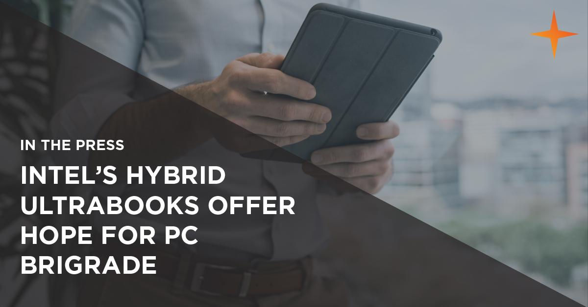 intel hybrid ultrabook
