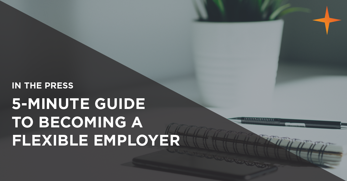guide to becoming a flexible employer