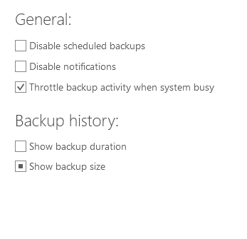 Veeam Endpoint Backup FREE other options