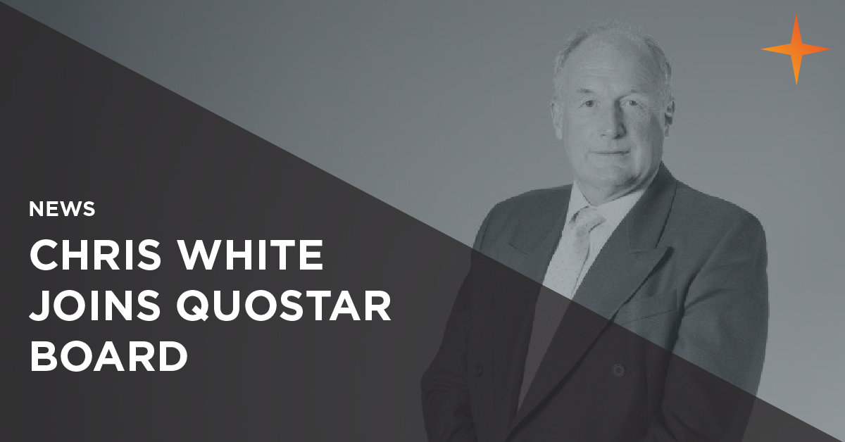 Chris White joins the QuoStar board