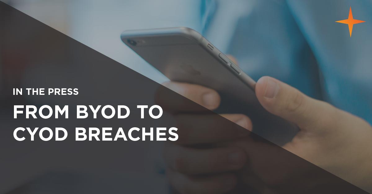 BYOD breaches