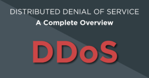 Distributed Denial Of Service - What are DDoS attacks?