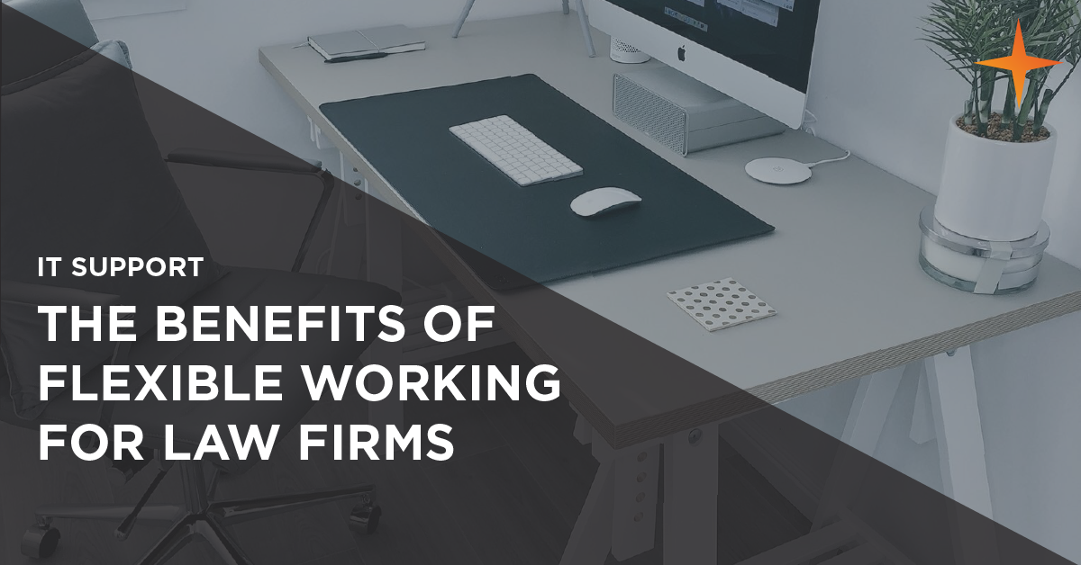 the benefits of flexible working for law firms