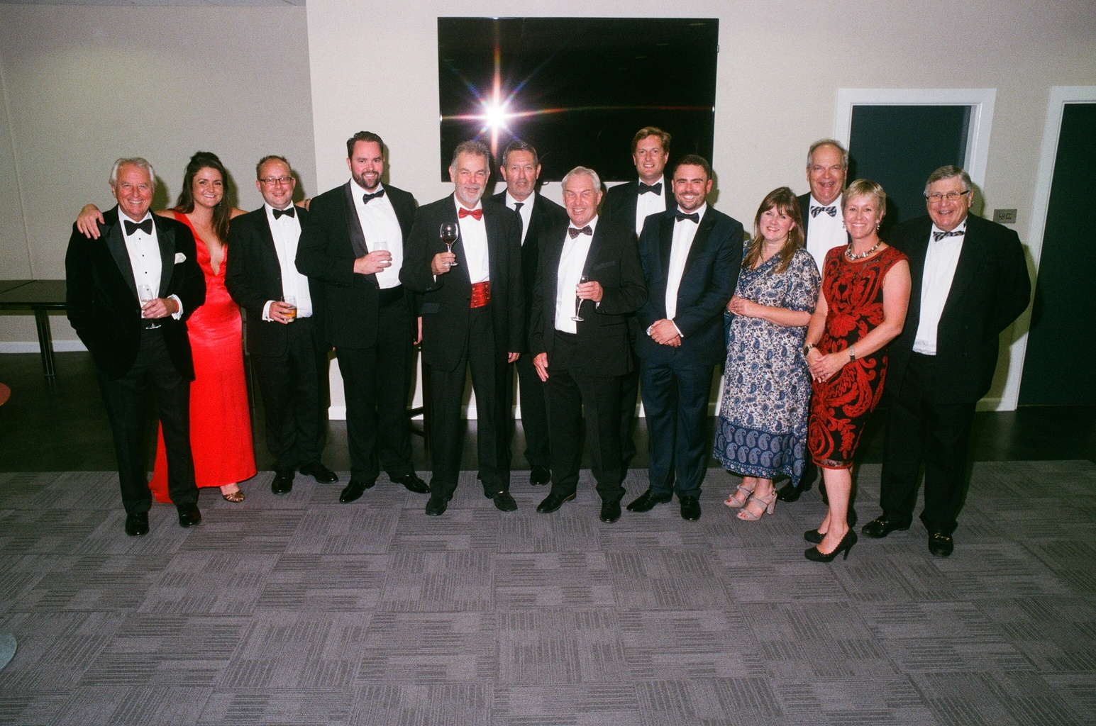Hampshire Sporting Club Dinner QuoStar