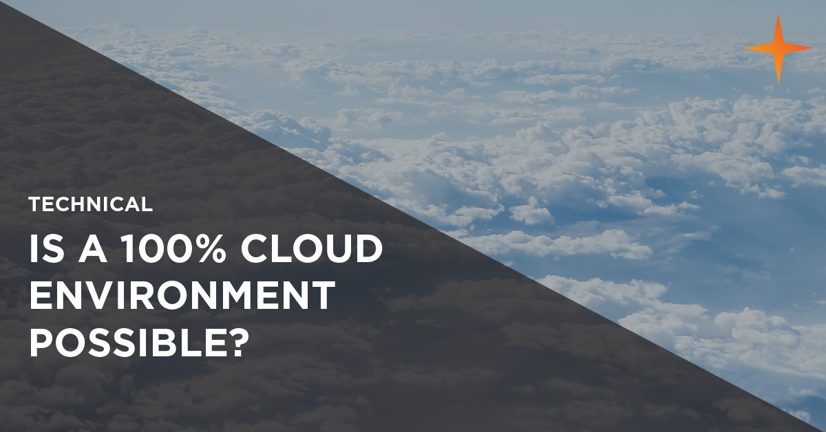 complete cloud environment