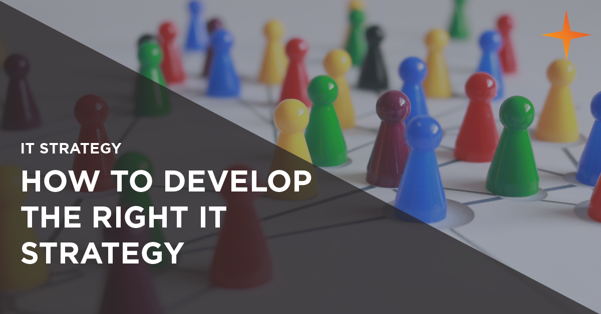 how to create an IT strategy