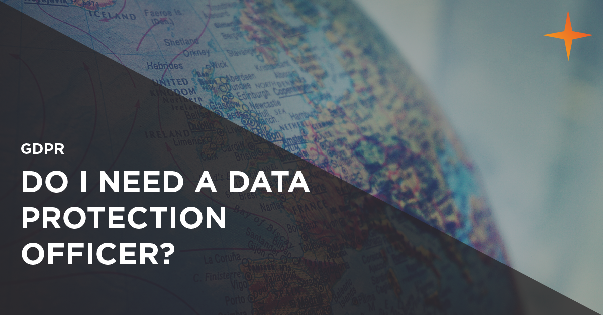 Do I need a data protection officer to comply with gdpr