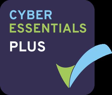 Cyber Essentials Plus certification badge