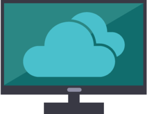 cloud hosted desktop or cloud hosted infrastructure