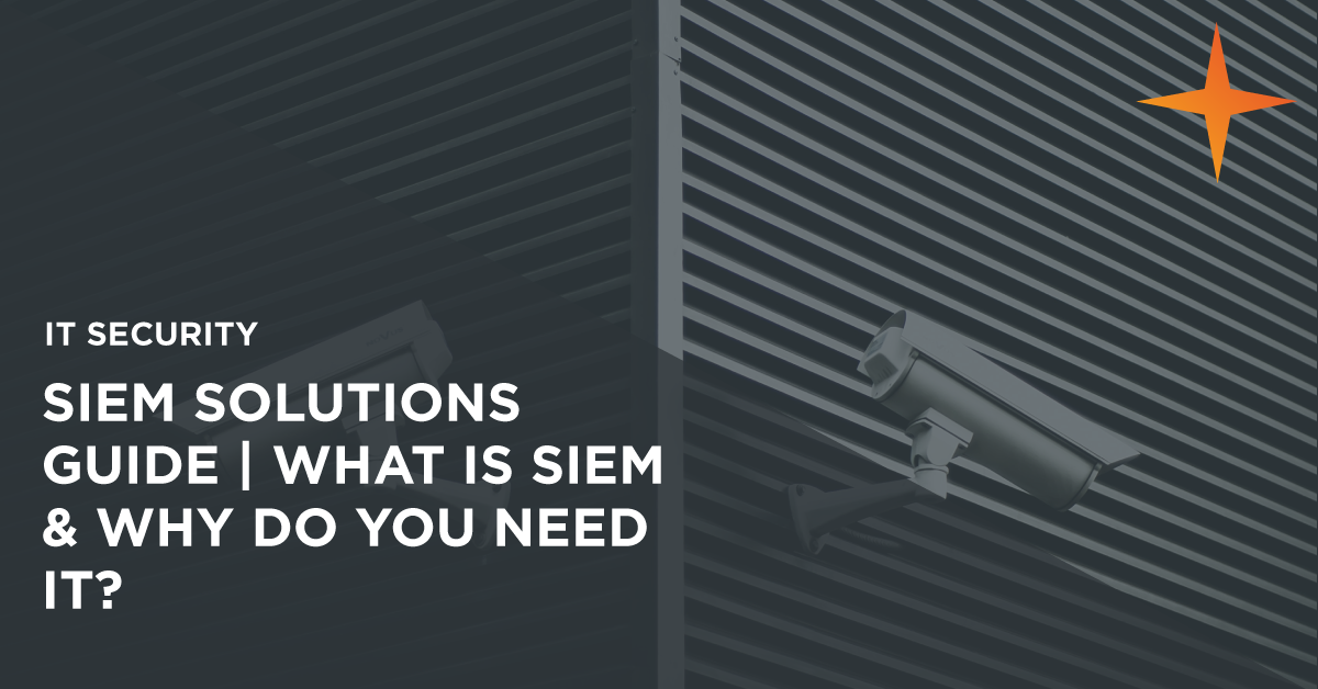 An introduction to SIEM solutions