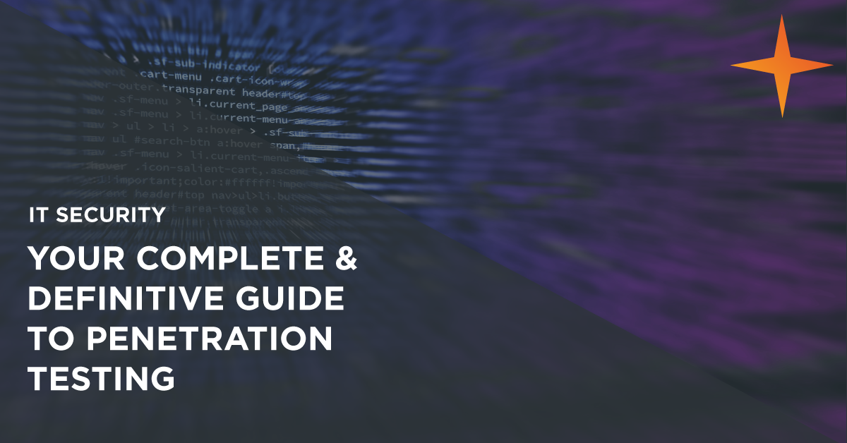 IT Security: Your Complete & Definitive Guide to Penetration Testing