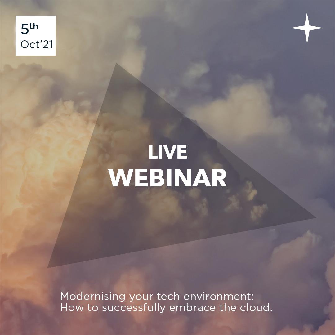 Live Webinar on 30th September 2021