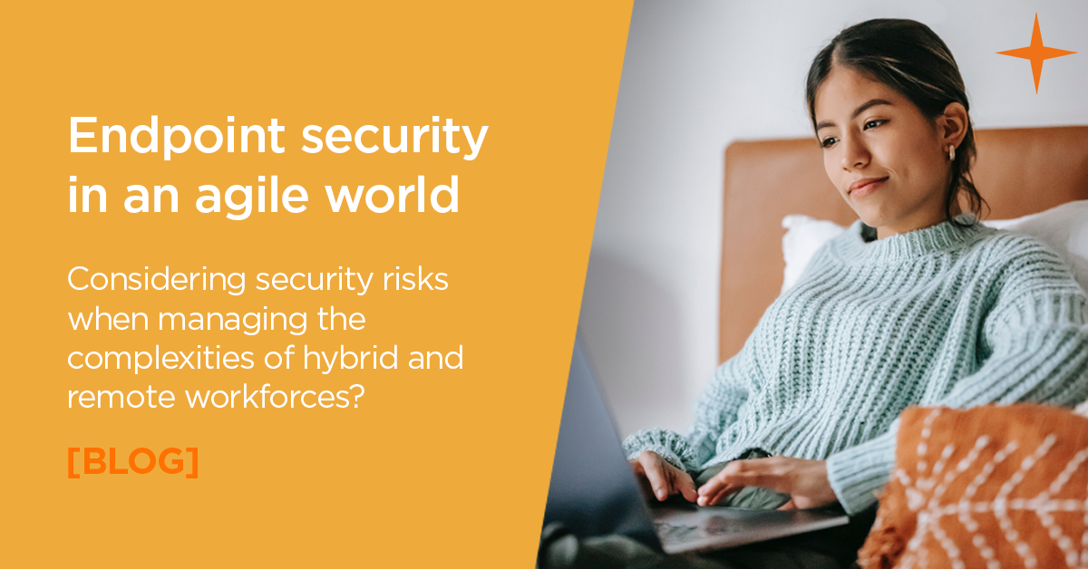 Endpoint security in an agile world