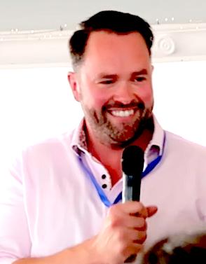 James Stelfox Speech at QuoStar -sponsored fundraiser