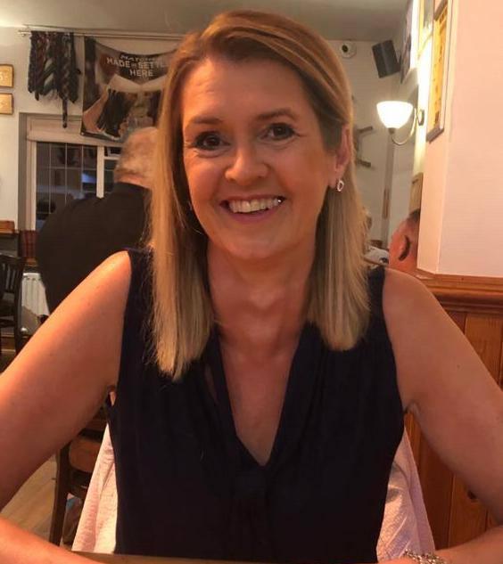 Sarah King Wessex Cancer Trust
